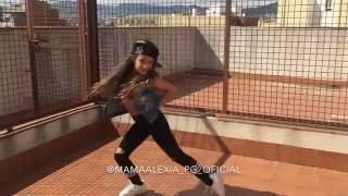 FREESTYLE DANCING KENT JONES 'S SONG - ALEXITY