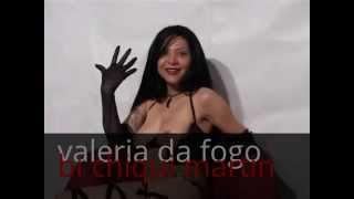 Entrevista Ala Modelo y atriz valeria da fogo: