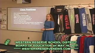 WESTERN RESERVE LOCAL SCHOOL MANUFACTURING LAB WHERE ALL KINDS OF THINGS ARE MADE AND FOR SALE