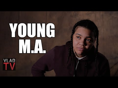 Young M.A: Knowing She Was Gay at 5, Never Having Sex w/ Boys, Telling Mom