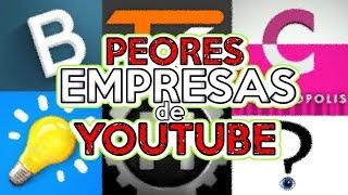 Los Canales Más Tóxicos de Youtube
