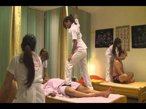 Philailux Gesundheits Thai Massage in Berlin Teil 1