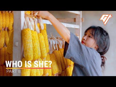 Li Ziqi Turns Corn Into a Chinese Feast