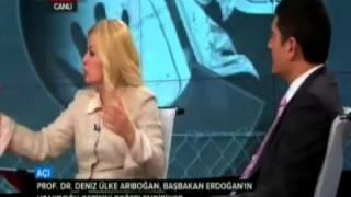 Deniz Ülke Arıboğan, TRT Haber AÇI - 8 Ocak 2014