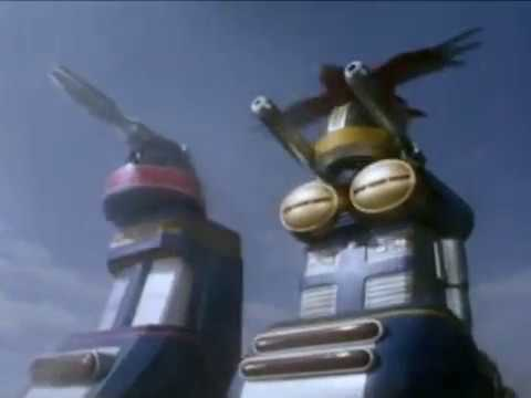 Power Rangers Zeo All Megazord Transformations