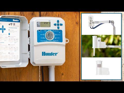 X2 Irrigation Controller Adding a Rain Sensor