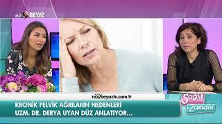 Dr. Derya Uyan - BEYAZ TV Sağlık Zamanı - 16.09.2017