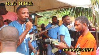 Sir Victor Enowe Junion Live Perfofmance