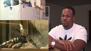 Wolverine VS Raiden | DEATH BATTLE REACTION!!!