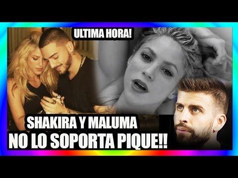 Xxx Mp4 Maluma Se Cogió A Shakira El Video De Shakira Y Maluma Que Puso Celoso A Pique 3gp Sex
