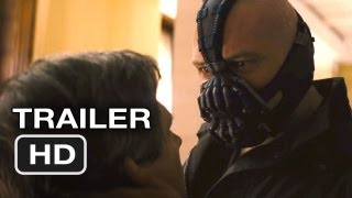 The Dark Knight Rises Official Trailer #3 (2012) Christian Bale, Christopher, Batman Movie HD