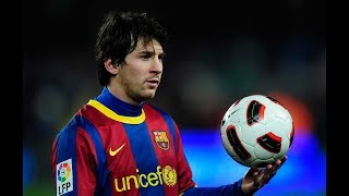 Do You Believe In Magic? Just Watch Lionel Messi Play ||HD||