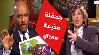 اللواء احمد عسيري يجحفل اشهر مذيعات cnn..ارادت احراجه ف احرجها