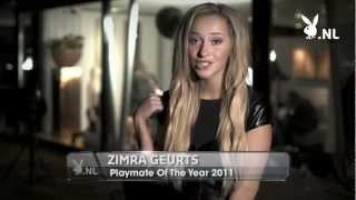 Playmate of the Year Video 2012 - Zimra Geurts