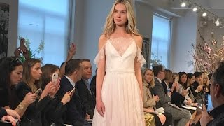 Theia Couture Bridal Spring Summer 2018 Collection | New York Bridal Fashion Week 2017