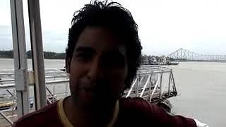 AMAZING HOWRAH BRIDGE KOLKATTA - WEST BENGAL (INDIA)