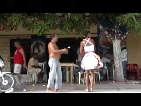 EN BARRANQUILLA SE BAILA ASI EL BAILE DE LA COCA 3