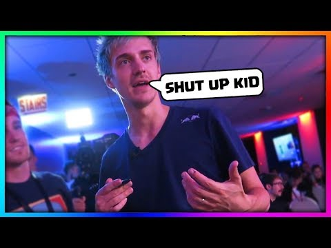 What Ninja is Really Like in REAL LIFE