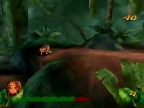 Download free Tarzan PC GAME