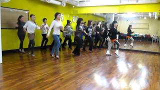 Tin Man (by Sandy Kerrigan) - Line Dance (Ultra Beginner Level)