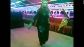 رقص محجبة جميله