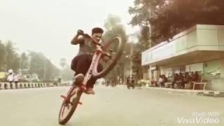 New Year Stunt Video 2017