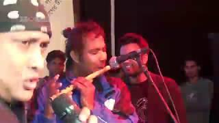এস আই টুটুল ও জালালের পাগলামি   S.I Tutul & Jalal Live at Naogaon Zilla School 2017