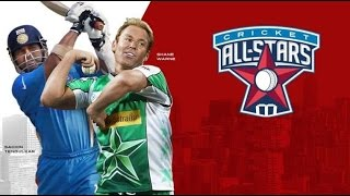 Cricket All-Stars Series 3 T20 Schedule & Players List