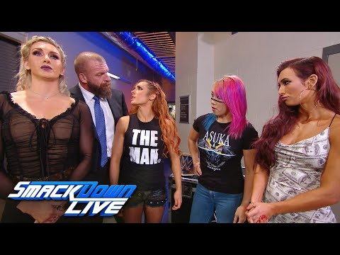 Xxx Mp4 Who Will Be Next To Challenge Asuka SmackDown LIVE Jan 1 2019 3gp Sex
