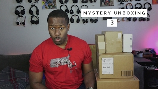Mystery Unboxing 3!!!