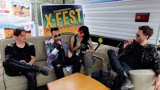 X-Fest 2017 Interview with Empire of the Sun