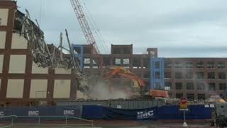 Vanity Fair Outlet demolition (6-21-18 update)