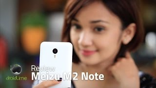 Meizu M2 Note -  Review Indonesia