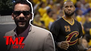 Is Lebron James Headed To The Los Angeles Lakers? | TMZ TV
