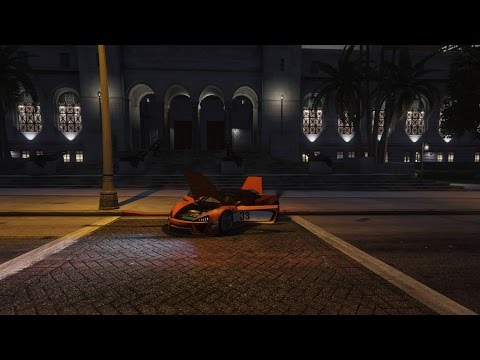 Progen itlai gtb new car import and export Grand Theft Auto 5