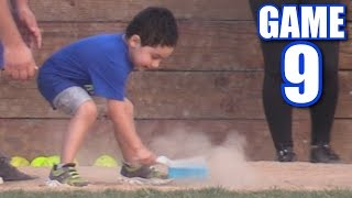 THE CUTEST THING I'VE EVER SEEN! | On-Season Softball League | Game 9