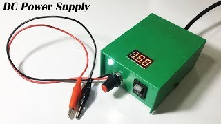 How to make a Simple Adjustable Power Supply using LM317 Voltage Regulator