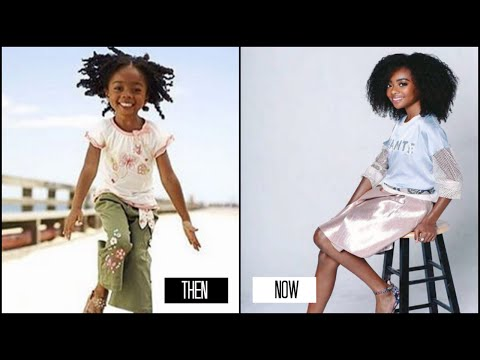Disney & Nickelodeon Child Stars Then & Now 2015