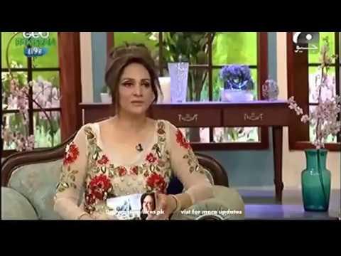 Xxx Mp4 Look How Bushra Ansari Dress Up In Morning Show Video 3gp Sex