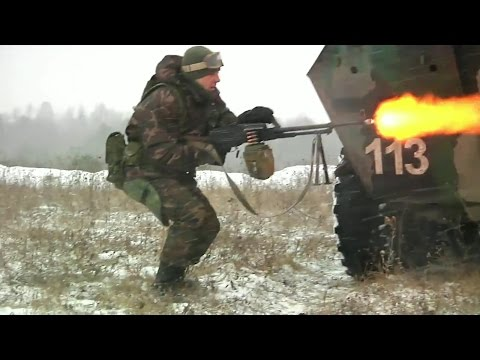 Ukrainian Army Joint Helicopter Air Assault