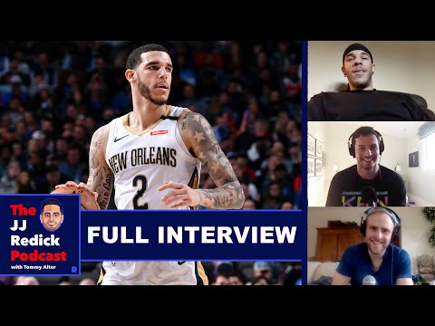 Lonzo Ball on His Transition to New Orleans and More The JJ Redick Podcast The Ringer