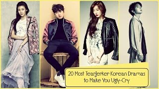20 Most Tearjerker Korean Dramas to Make You Ugly-Cry