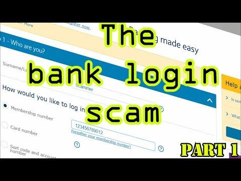 Xxx Mp4 The Bank Login Scam Part 1 3gp Sex