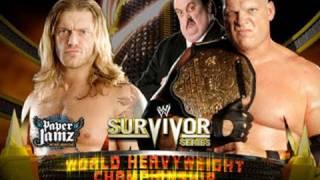 Survivor Series Preview - Part 1