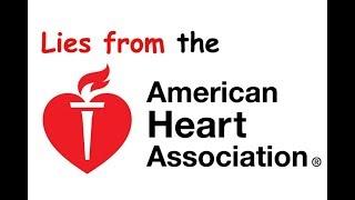 American Heart Association Corruption!