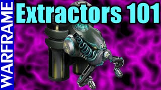 Quick Warframe Extractor Guide! How to Use a Titan Extractor! - Update 16.4 [1080HD]
