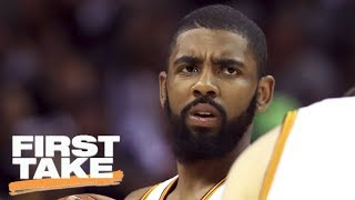 Stephen A. And Max Debate Kyrie Irving Without LeBron James | First Take | ESPN