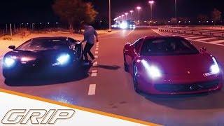 """Fast & Furious""-Spezial: Filmautos Abu Dhabi | GRIP"