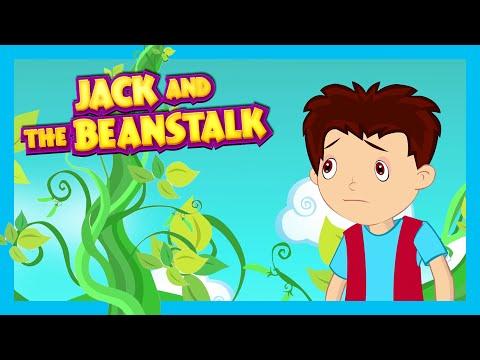 Jack and The Beanstalk Story for Children | Bedtime Story For Kids | Full Story