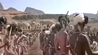 Sexy African tribe dance (pop version)